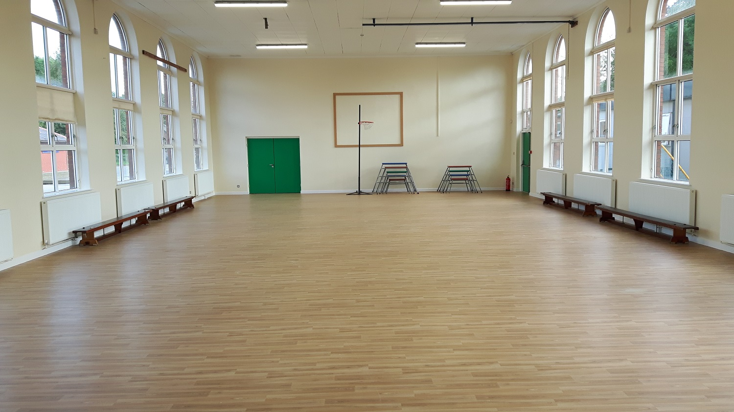School Hall Refurbishment