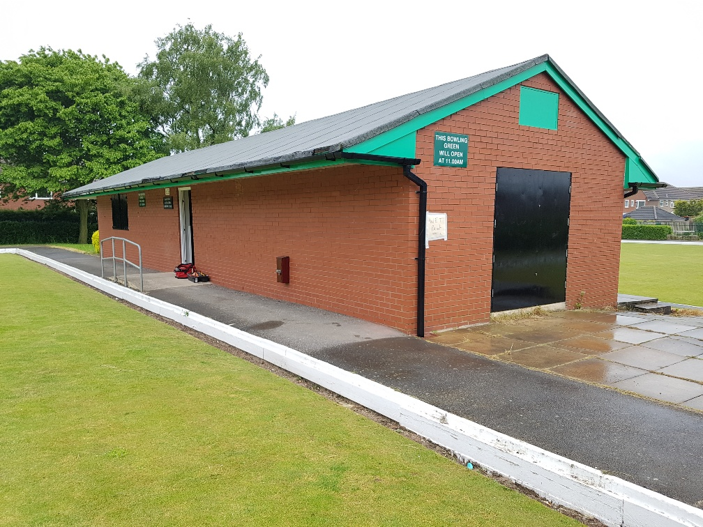 Bowling Pavilion restored to glory