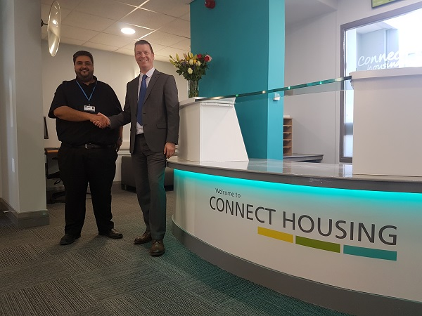 Connect Housing - Head Office Makeover